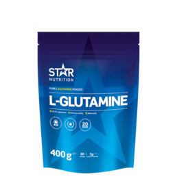 L-Glutamine, 400 g. Star Nutrition-