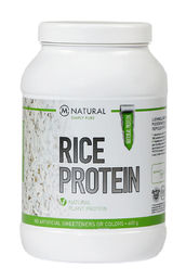M-Natural Rice Protein 600 g Riisiproteiinijauhe